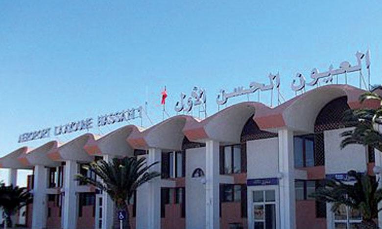 L'aéroport Hassan 1er   a clôturé 2018 par  une hausse de 7,52%
