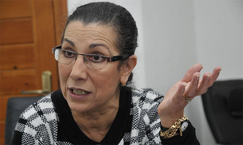 «C'est l'année de la régression à tous les niveaux et dans tous les domaines économiques, sociaux et politiques», a déclaré Louisa Hanoune. Ph. DR