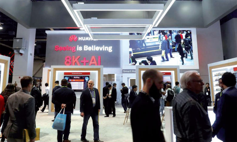 Les États-Unis inculpent Huawei