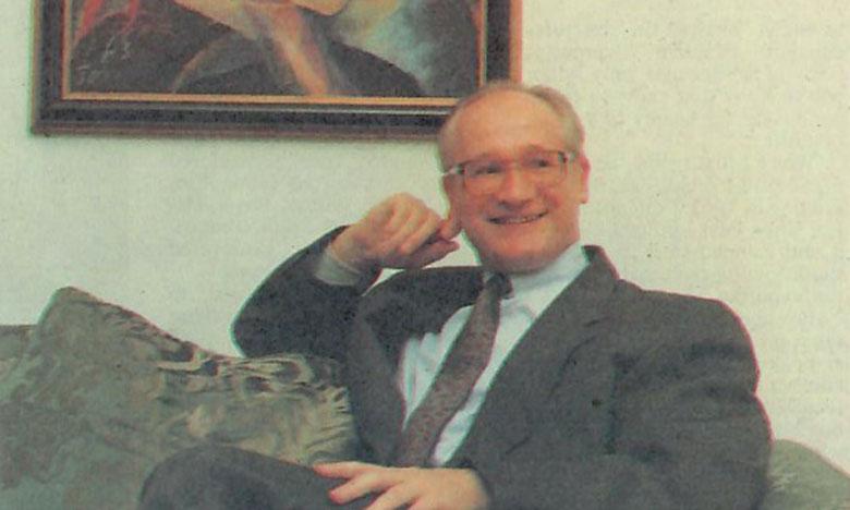 Hommage à Joachim Peter Schulz