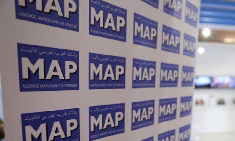 La MAP a publié un total de 253.031 dépêches en 2018