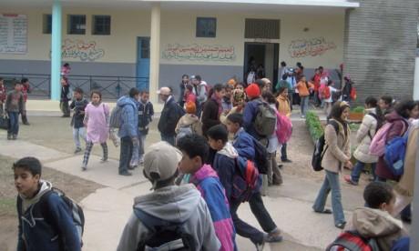 Aïn Chock: Plus de 19.000 bénéficiaires du soutien  social scolaire