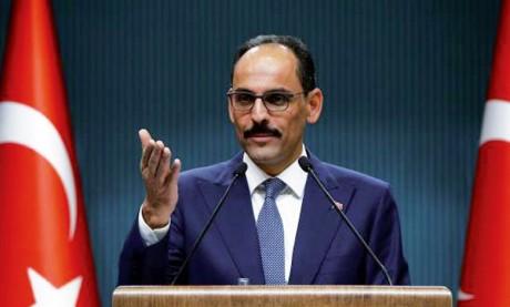 Ankara demande à Washington  de récupérer les armes livrées  aux milices kurdes