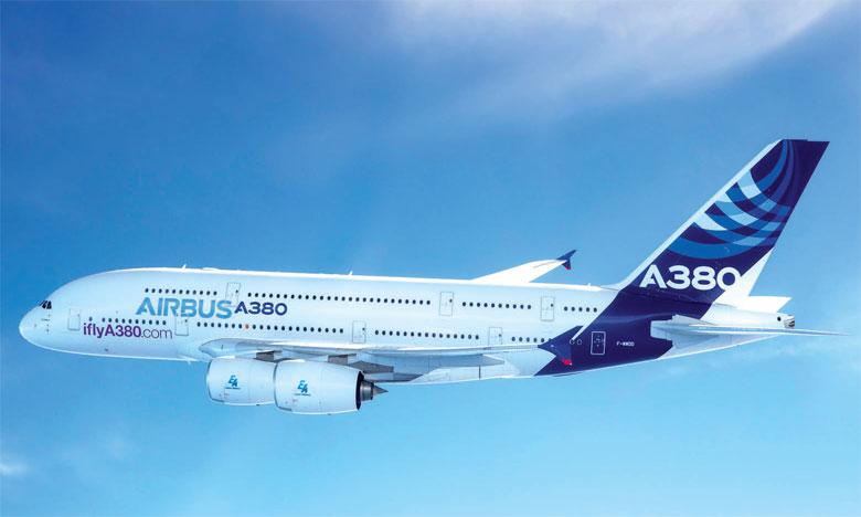 Airbus emploie plus de 14.000 personnes au Royaume-Uni où il fait fabriquer les ailes de ses avions. Ph. Airbus