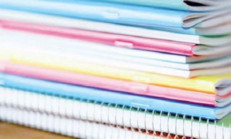 Le cahier tunisien soumis depuis le 4 janvier à un droit antidumping pour 5 ans