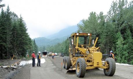 Coup d'envoi de la 3e phase du dédoublement  de la route reliant Tétouan à Chefchaouen