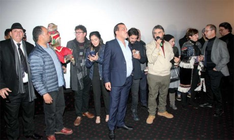 «Masood, Saïda et Saadan», la nouvelle comédie signée Brahim Chkiri