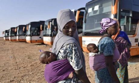 Le journal «Le Monde» relate les affres endurées par les migrants en Algérie
