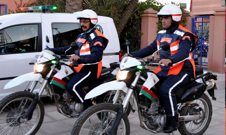Casablanca: Une intervention policière permet l'arrestation d'un récidiviste