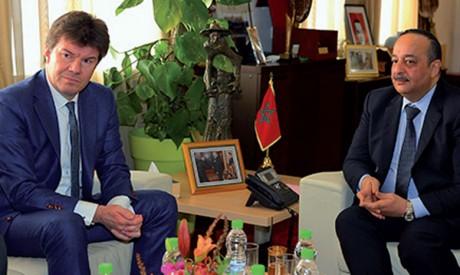 Le Maroc et la Belgique examinent les moyens de renforcer la coopération culturelle