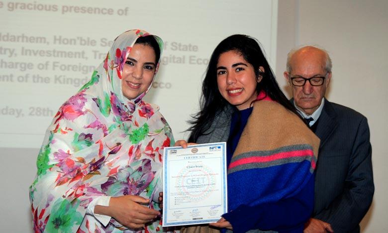 Le CEIT récompense ses lauréats à Casablanca