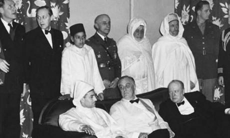Conférence d'Anfa, un tournant majeur dans la dynamisation du rôle du Maroc en faveur de la paix et la conception  d'un nouvel ordre mondial