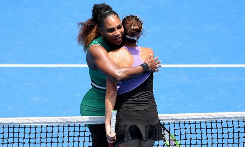 Serena Williams signe un retour gagnant