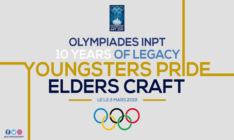 Les 10e Olympiades de l'INPT rendent hommage à la jeunesse