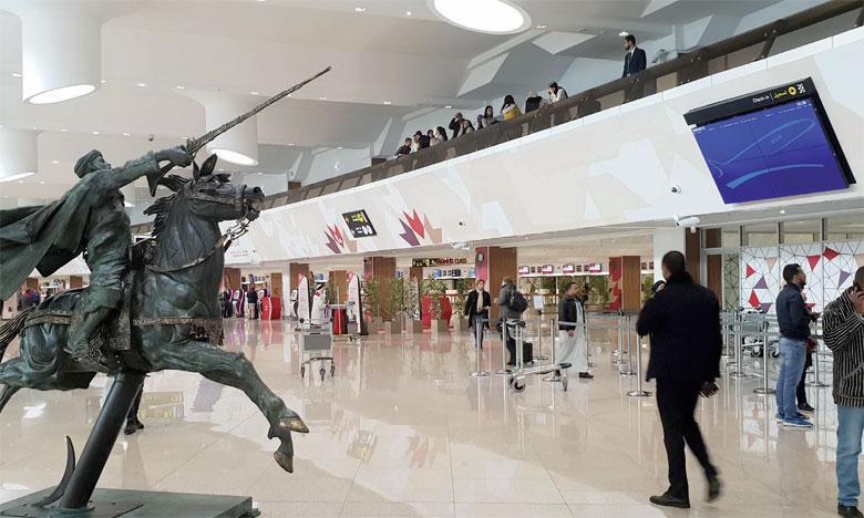 L'aéroport de Zagora livré lundi 4 février