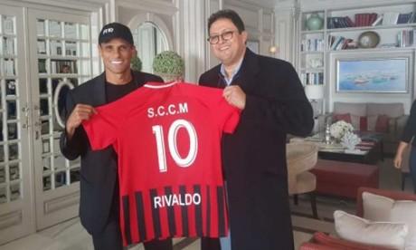 Rivaldo, prochain entraîneur du SCCM?
