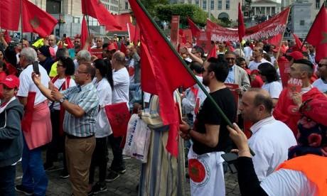 Un consulat général du Maroc à Naples
