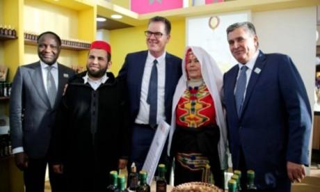 Le potentiel de la numérisation de l'agriculture marocaine met en avant à Berlin