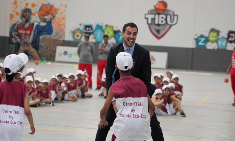 «Tibu Maroc» inaugure son 17e centre à Marrakech