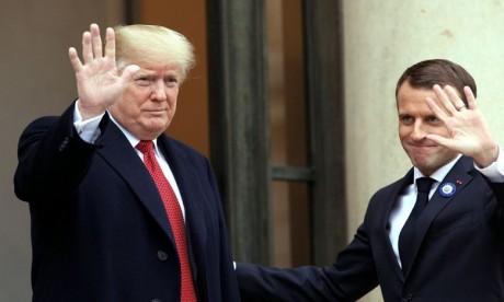 Le retrait des troupes américaines de Syrie serait mené à un rythme adapté