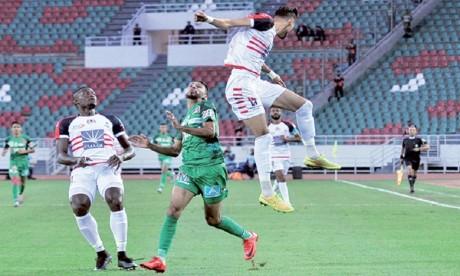 La Botola Maroc Télécom D1, meilleur championnat arabe et africain en 2018