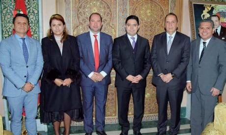 Le Congrès colombien réaffirme sa position en faveur d'un règlement sur la base de l'initiative d'autonomie