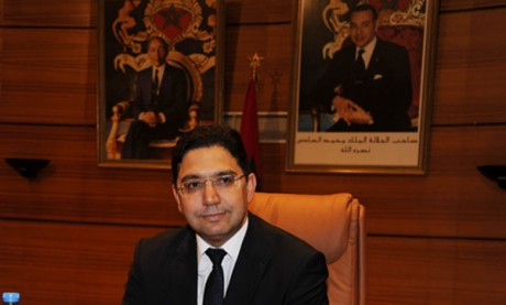 Nasser Bourita copréside avec son homologue omanais la cinquième Commission mixte maroco-omanaise