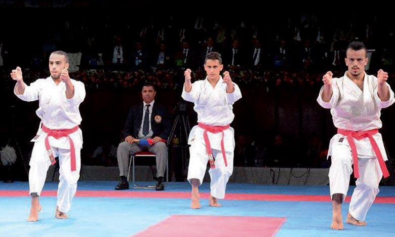 L'Open Paris Karaté est une compétition internationale de référence qui se tient au début de chaque année dans le mythique Stade Pierre de Coubertin à Paris. Ph : DR