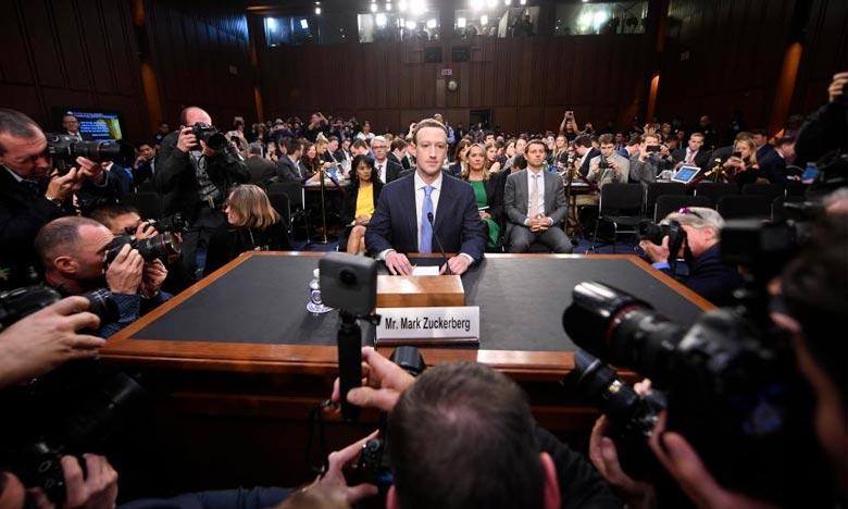 Mark Zuckerberg s'en prend aux critiques
