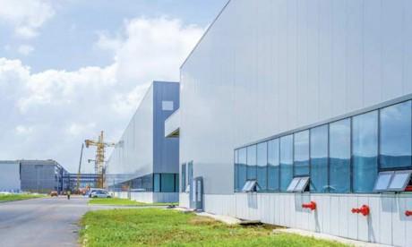Un programme de 11 nouvelles zones industrielles chez le département de l'Industrie