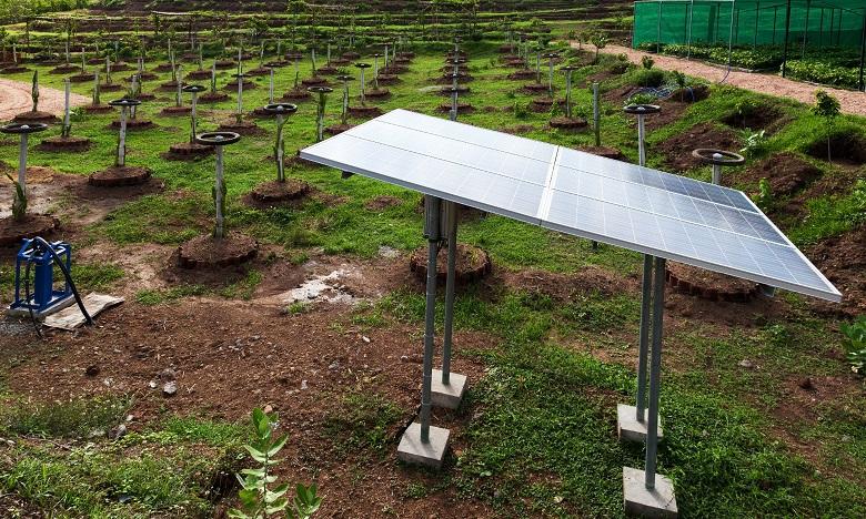 Pompes à eau solaires : le Maroc, premier en Afrique en 2017