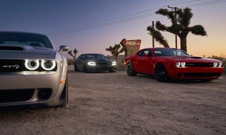 FCA Maroc lance les marques américaines Dodge et Ram