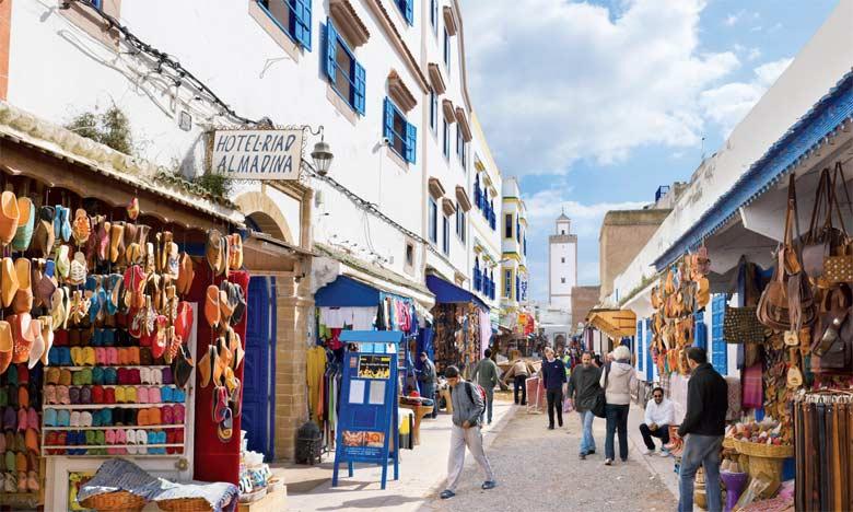 La médina d'Essaouira, qui s'étale sur une superficie de 30 ha, est un espace chargé d'histoire  et un symbole du vivre-ensemble.