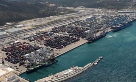 Plus de la moitié des exportations marocaines traitées par Tanger Med en 2018