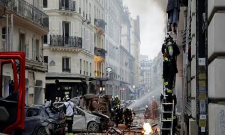 Explosion dans une boulangerie à Paris : le bilan s'alourdit