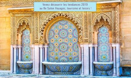 """Ne ratez pas le Salon """"Voyages, tourisme et loisirs"""" !"""