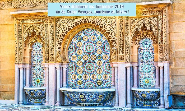 SVTL 2019, qui s'inscrit dans le calendrier des salons nationaux, réunira l'une les offres touristiques les plus larges. Ph. DR