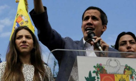 Juan Guaidó, le jeune député qui fait trembler  le régime de Maduro