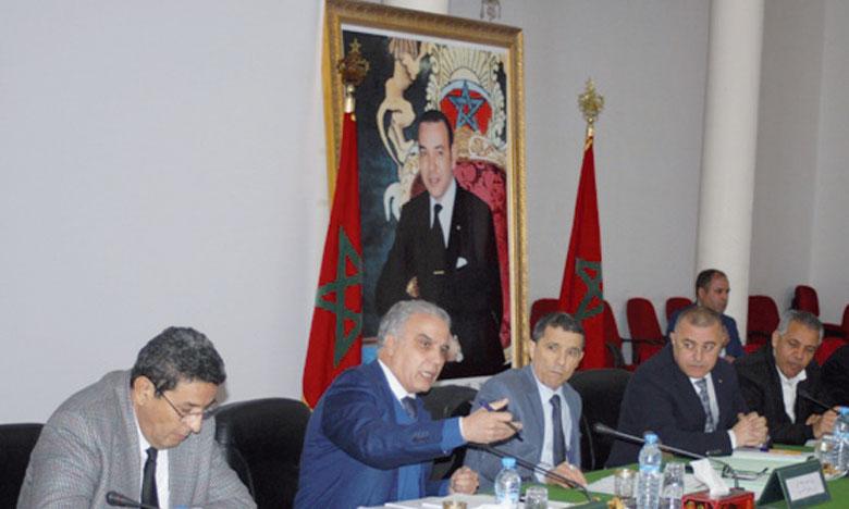Le Conseil provincial s'attèle  à l'enseignement et à l'infrastructure routière