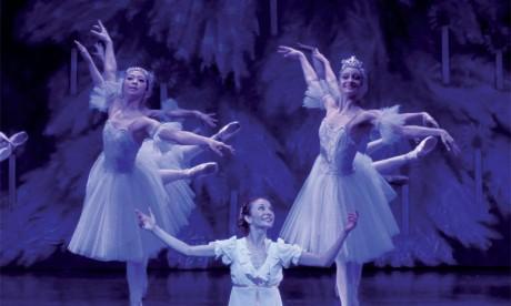 Le Ballet Casse-Noisette  en spectacle à Rabat