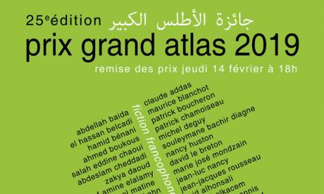 Les titres sélectionnés pour l'édition2019