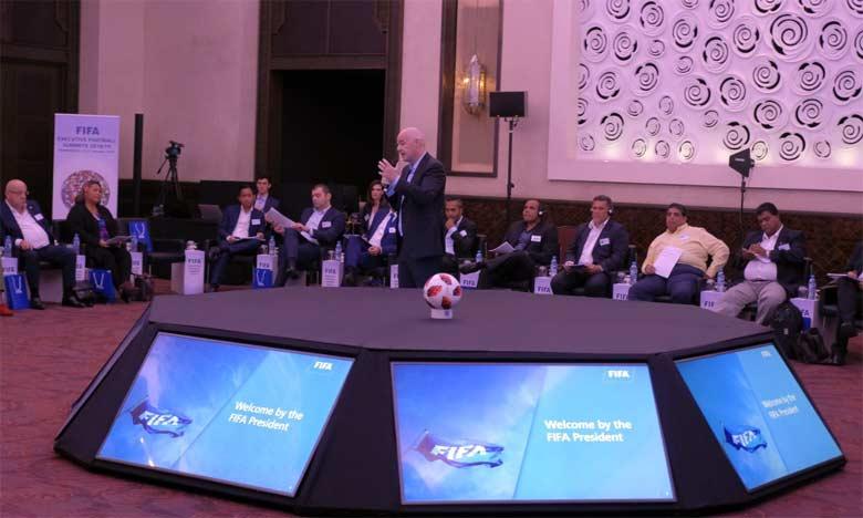 Accord de principe pour l'organisation d'une Ligue des nations au niveau mondial