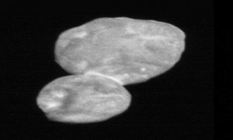 Voici à quoi ressemble le corps céleste Ultima Thule