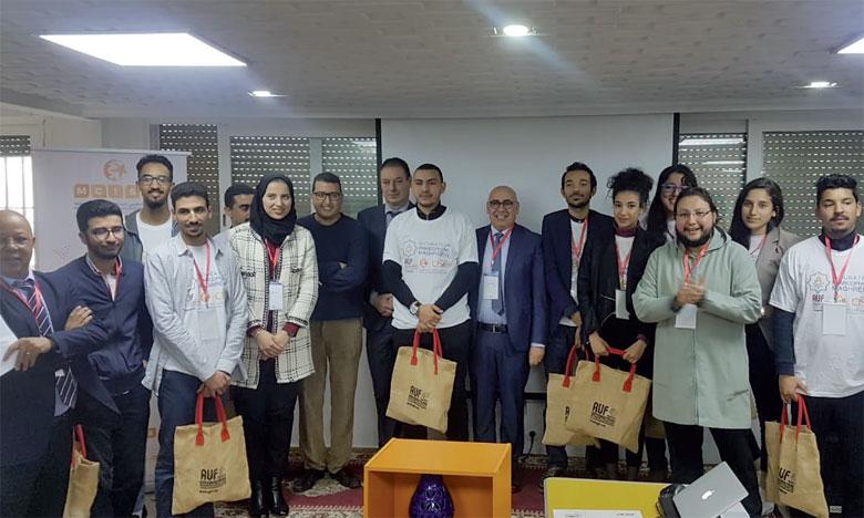 L'Incubateur francophone maghrébin  célèbre ses premiers lauréats