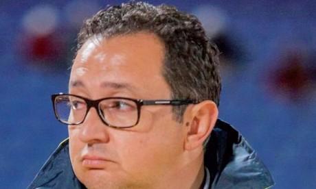 «C'est regrettable et inquiétant de voir constamment  des installations publiques comme le Grand Stade  de Marrakech subir autant de dégâts»