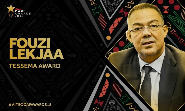 Fouzi Lekjaa remporte le prix du meilleur dirigeant du continent