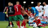 L'attaquant des Lions de l'Atlas, Hakim Ziyech de l'Ajax Amsterdam, Hakim Ziyech qui vient en seconde place. Ph : DR