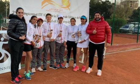 Le Maroc survole le championnat d'Afrique  du Nord à Alger