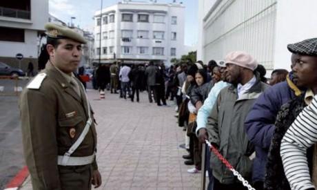 Près de 89.000 tentatives d'émigration irrégulière déjouées par les autorités marocaines en 2018