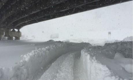 USA: Une tempête hivernale fait au moins six morts